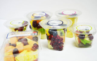 Jupiter prepared fruit salads