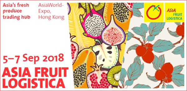 Jupiter in Asia Fruit Logistica 2018