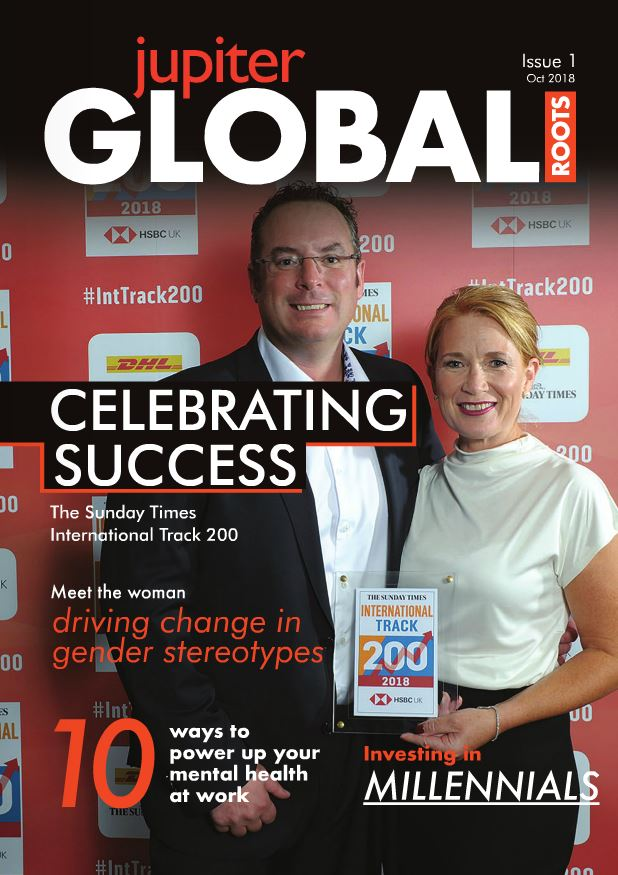 Jupiter Marketing Ltd Magazine Global Roots