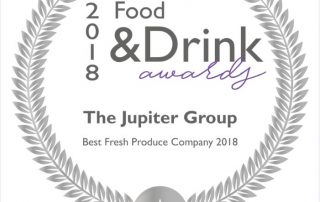 Jupiter Group best fresh produce company 2018 by Lux Life