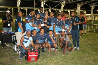 Newtons Rugby team sponsored by Jupiter Group
