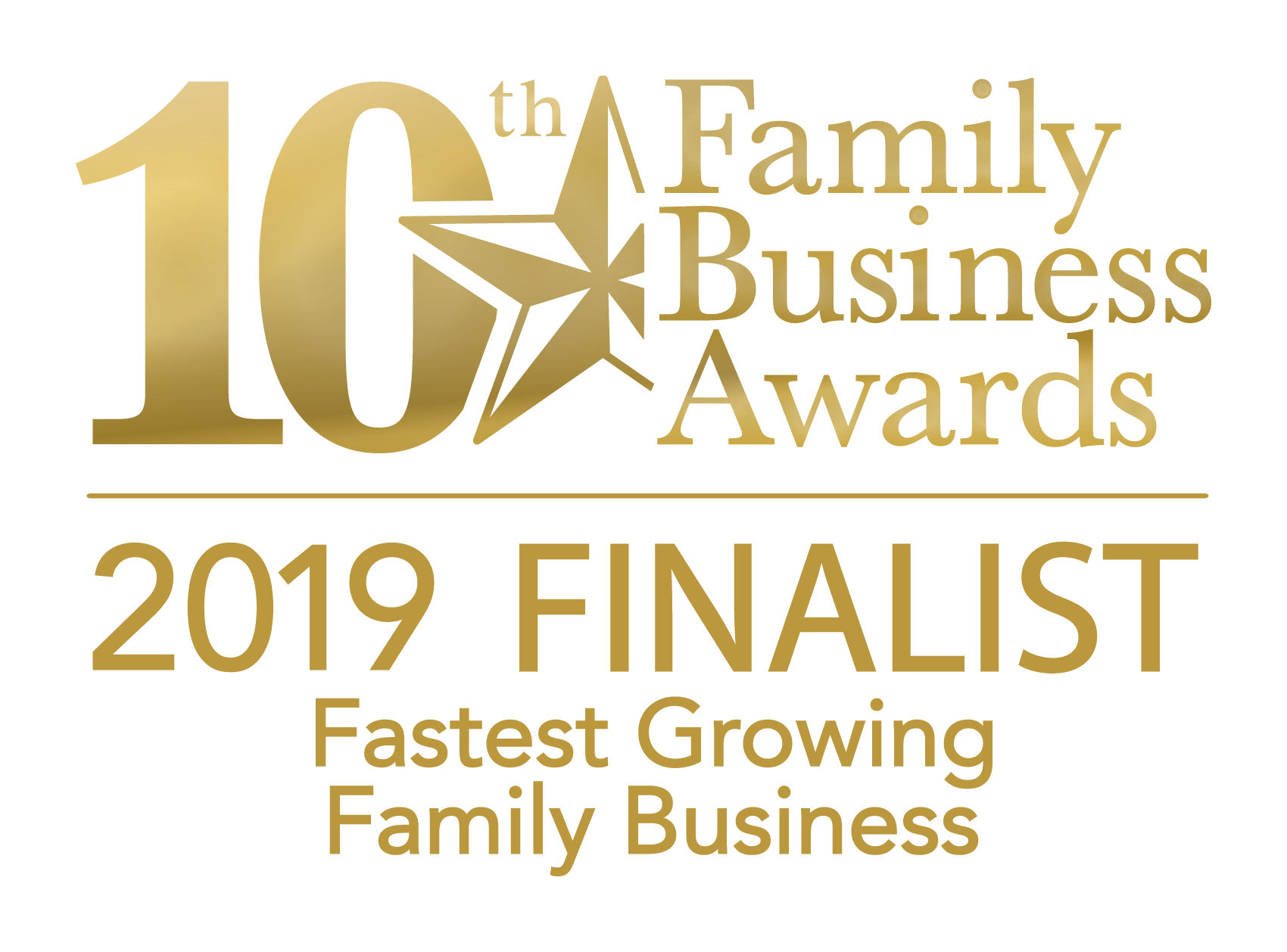 Fastest growing Family Business logo