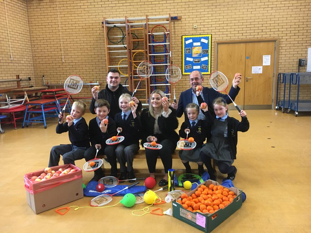 Newport show winners announced as Saints Peter and Paul Catholic Primary School.