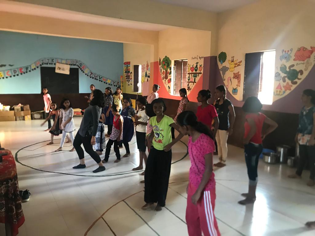 Jupiter supported Raahat Foundation dance classes