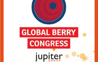Fresh fruit grower Jupiter Group attending the Global berry Congress 2020