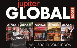 Fresh produce company Jupiter Group's corporate magazine Global Roots available soon