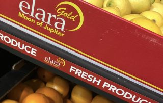 Jupiter Group's Eureka lemons and Valencia oranges