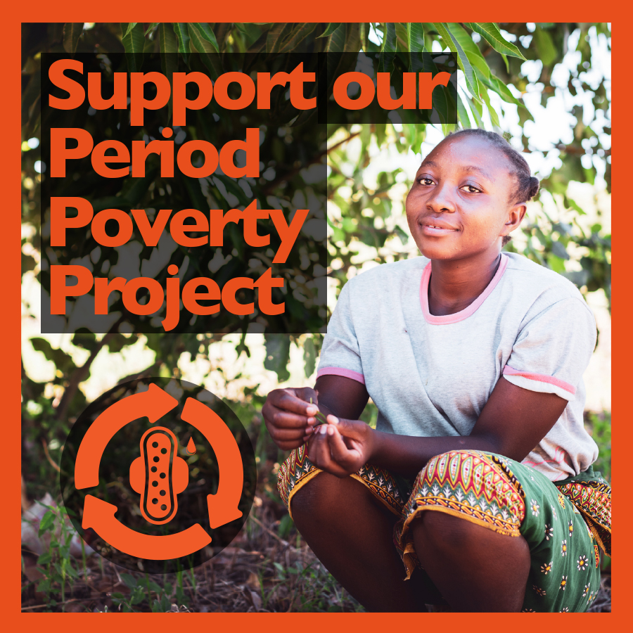 Jupiter Group's Period Poverty Project