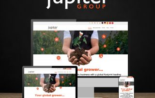 Fresh produce grower Jupiter Group launch new website