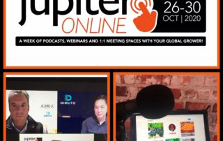 Fresh produce grower Jupiter Group's first digital event was well received