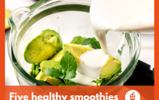 Jupiter Group's Five Healthy smoothies