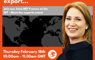Meet the Experts Join Jupiter Group Joint MD Yvonne Tweddle Thursday February 18th