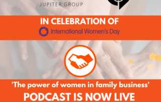Jupiter Group podcast- The power of women in family business