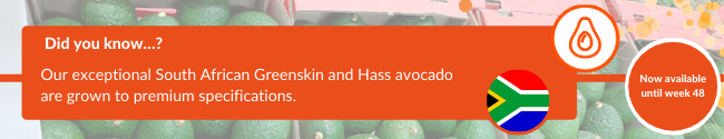 Jupiter Group's Hass and Greenskin South Africa avocado