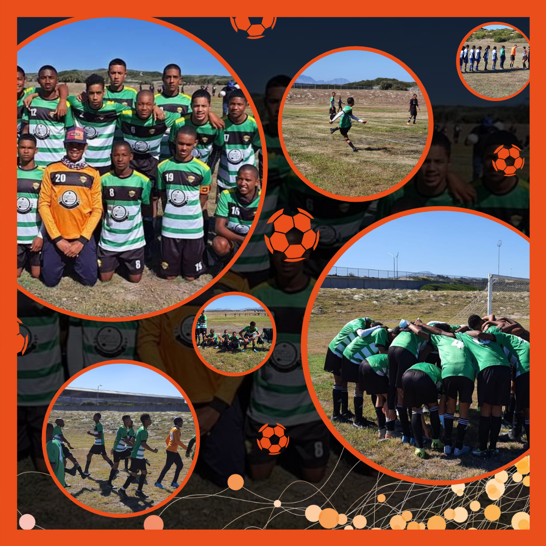 Jupiter Group supported soccer team Rockafellas back doing what they love