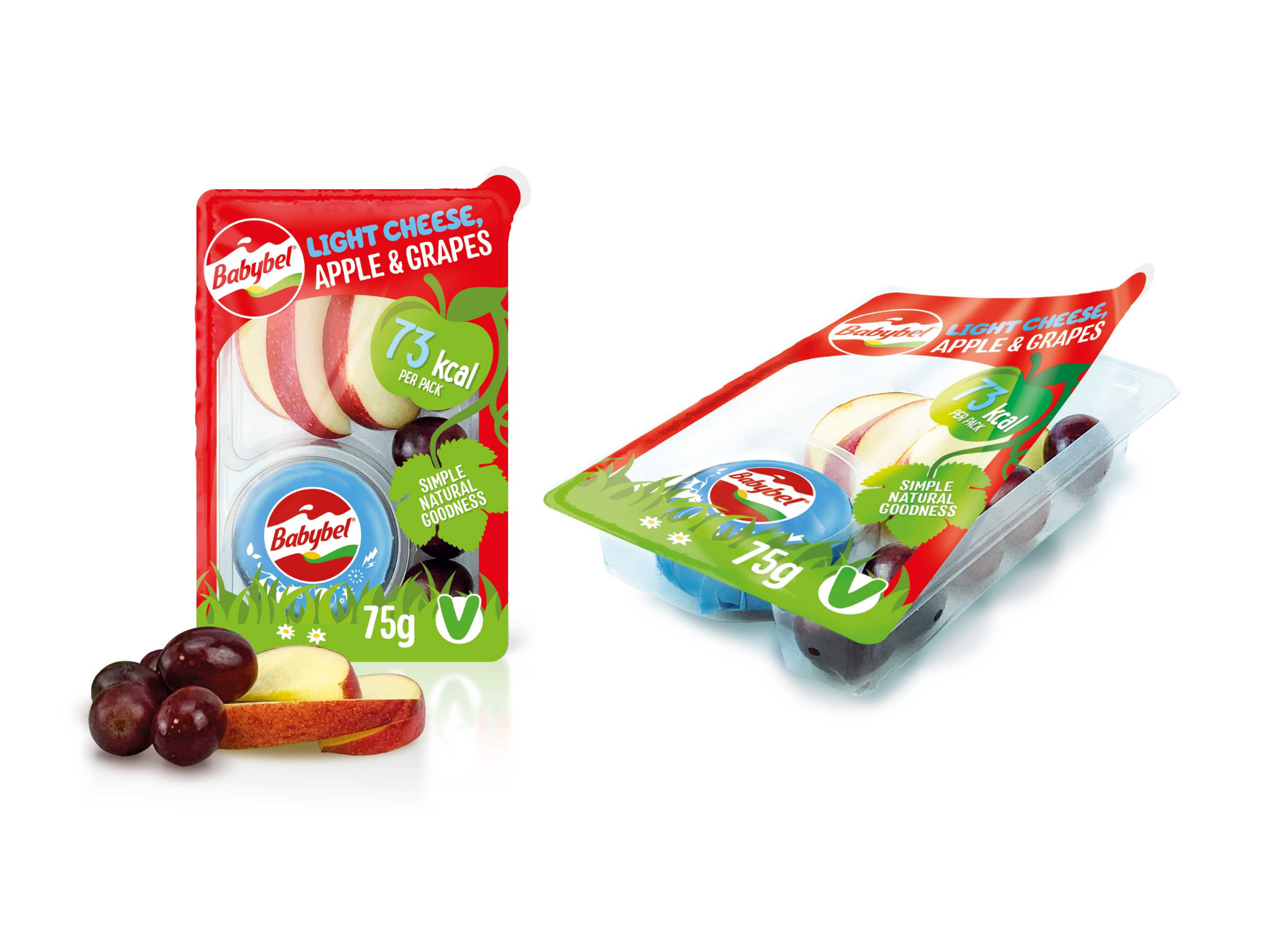 Fresh produce grower Jupiter Group and Babybel® launch snackpack