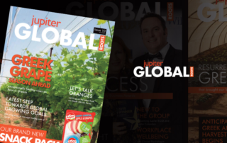 Jupiter Group's corporate magazine Global Roots edition 10
