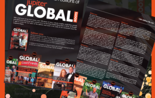 Fresh produce grower Jupiter Group's edition 10 Global Roots
